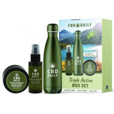 CBD Daily Active Box Set