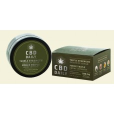 CBD Daily Triple Strength Cream