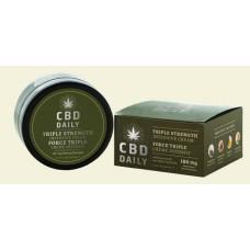 CBD Daily Triple Strength Cream