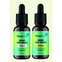 Fleurtiva Hemp CBD Drops